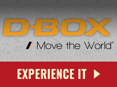 About DBOX Experience